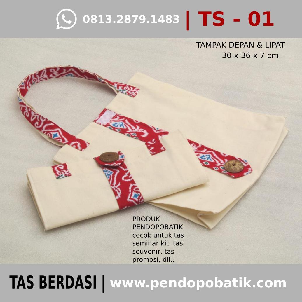 Tas Seminar Batik TS-01