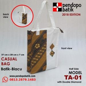 Souvenir Seminar Kit – Tas Seminar Batik Jogja TA-01