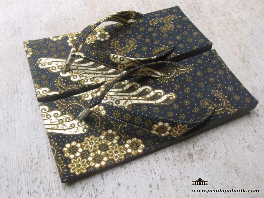 Sandal Batik Sx - 001