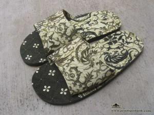 Sandal Batik Edisi 2