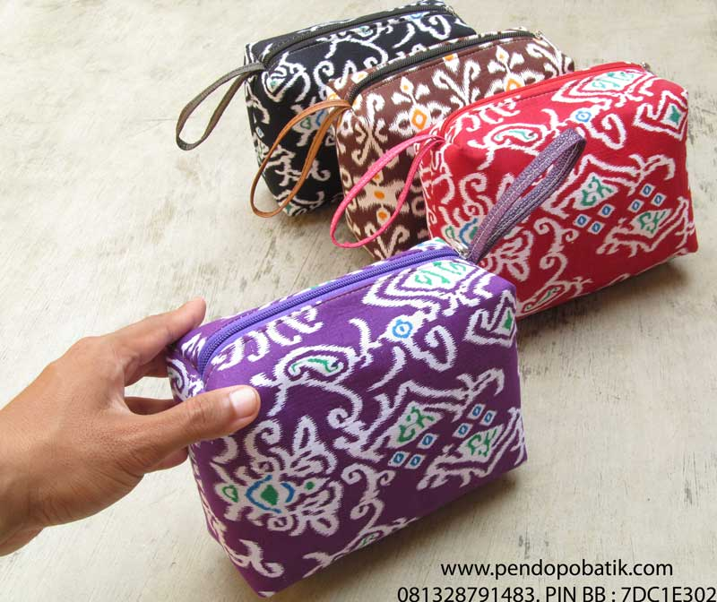 Dompet Batik Souvenir Nikah