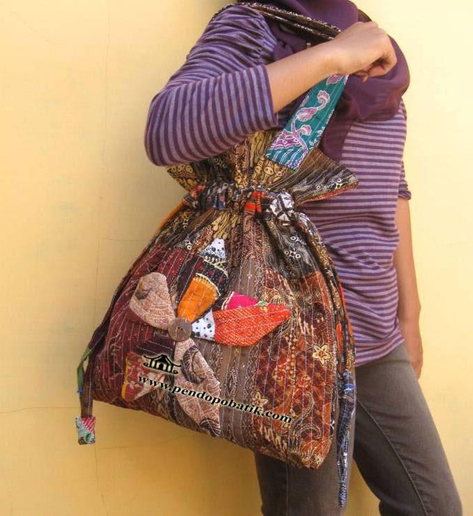 Tas Sekolah dan Tas Kuliah Batik