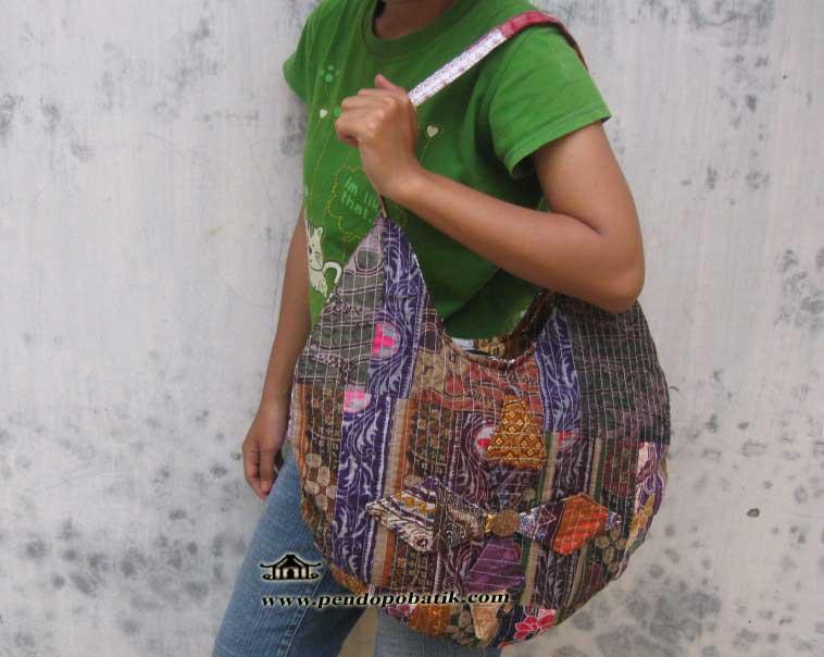 tas batik wanita