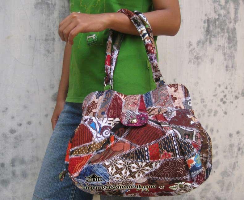 Tas Batik Wanita Ts-003