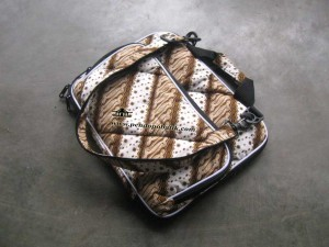 Tas Laptop Widescreen Batik Edisi 2