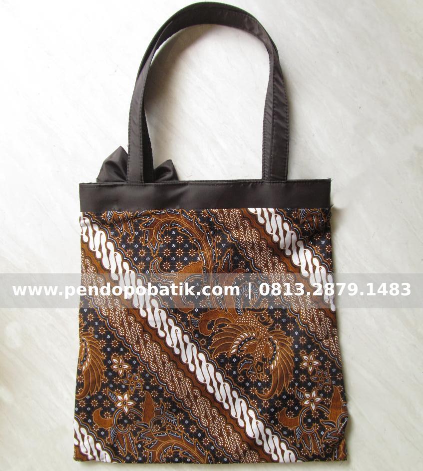 Tas Seminar Kit Batik Murah 2015