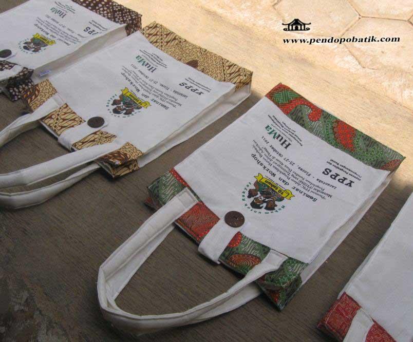 Tas seminar batik edisi 2