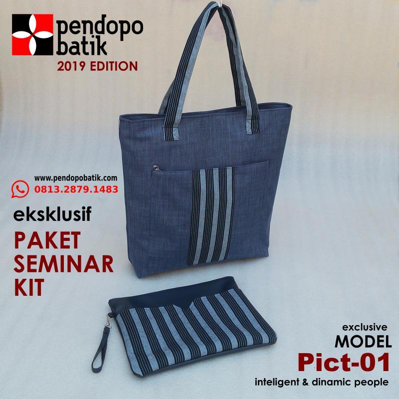 Paket Goodie Bag Seminar Kit Unik untuk Acara Istimewa