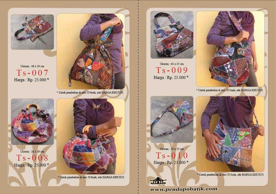 Katalog Tas Batik Wanita edisi 2