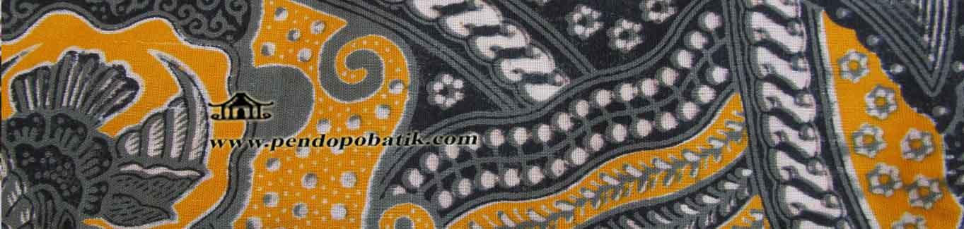 Motif batik warna pekalongan 12