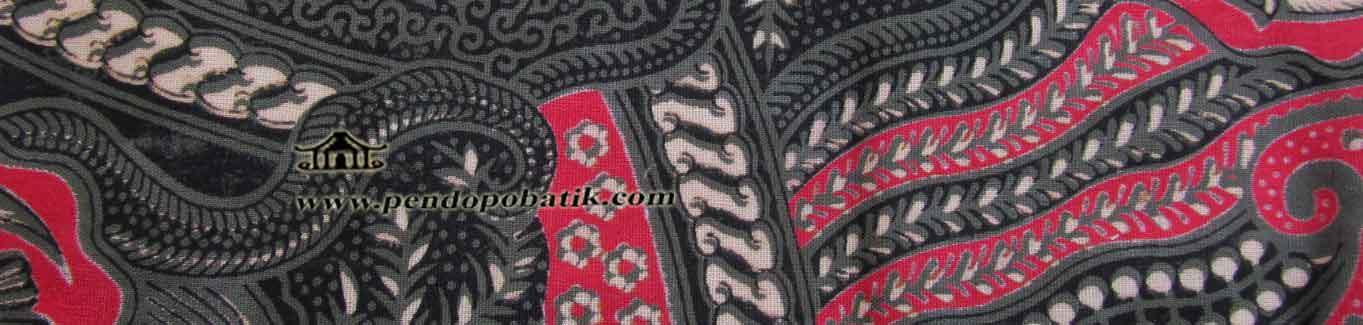 Motif batik warna pekalongan 14