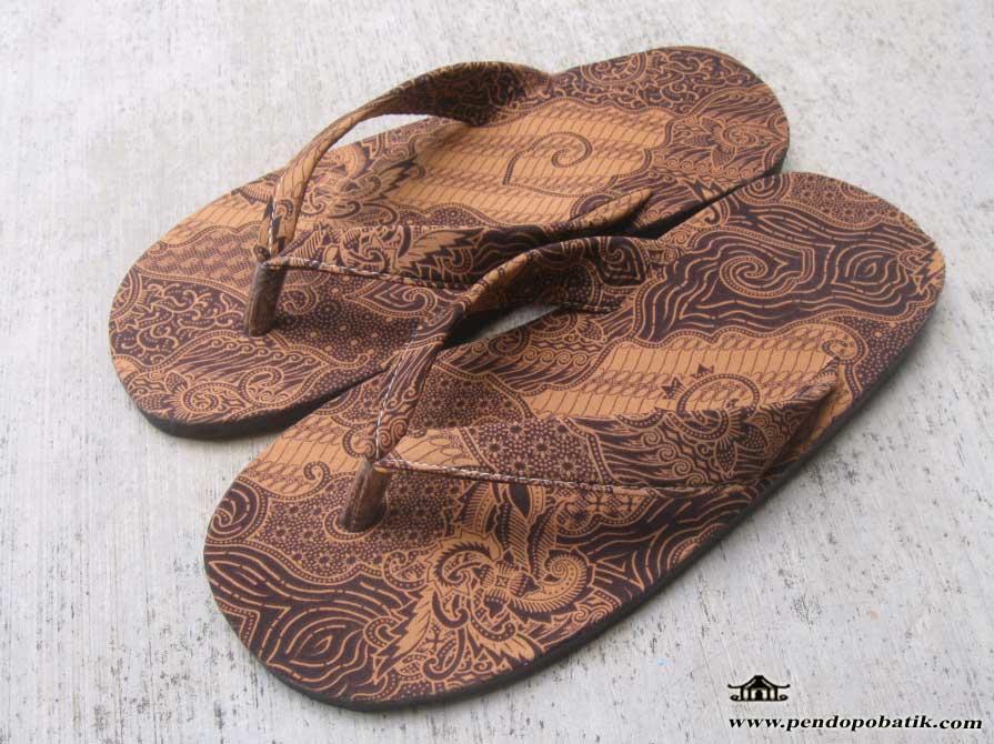 Sandal Batik Edisi 3