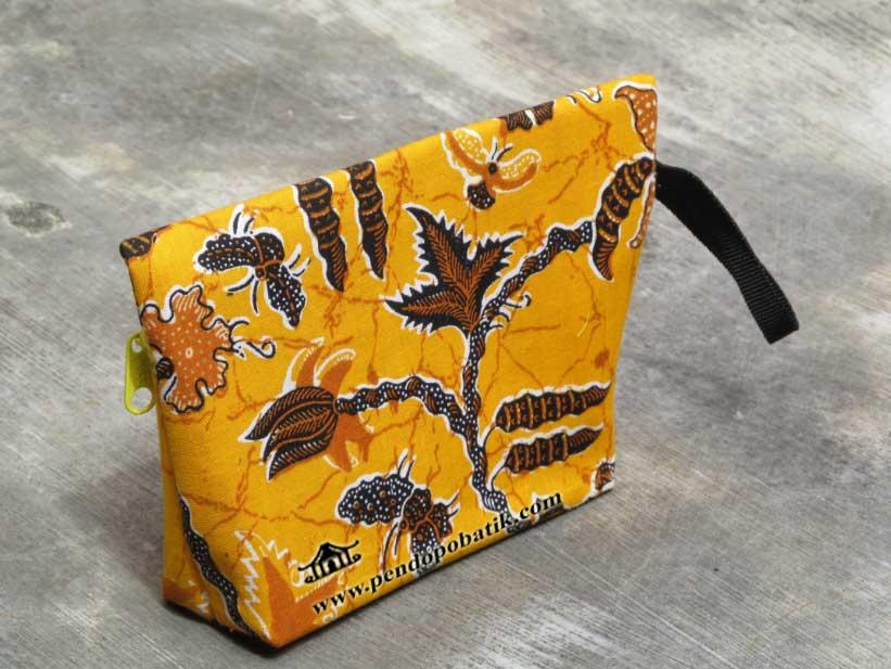 Souvenir Nikah Dompet Batik Elegan