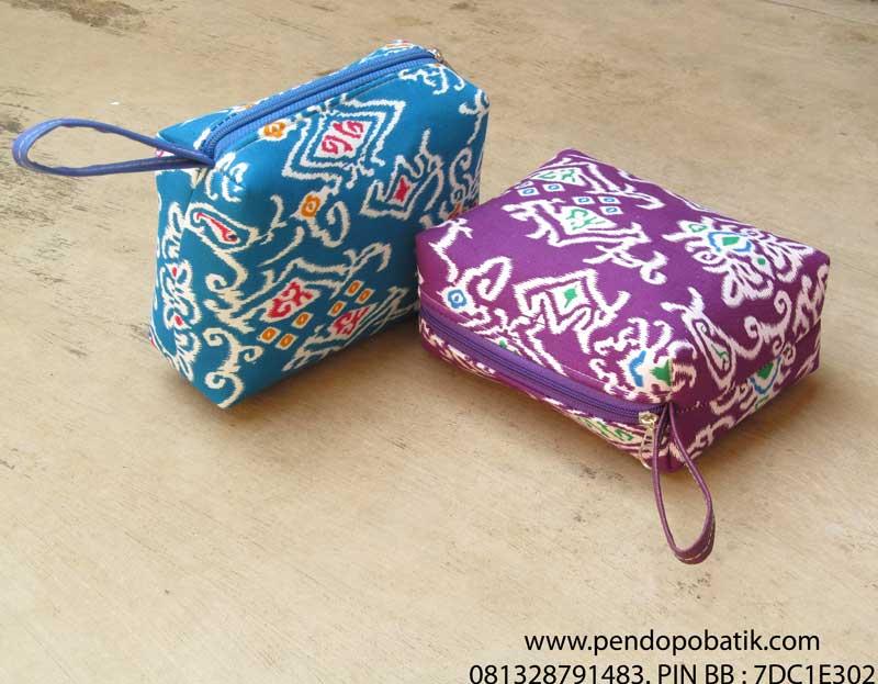 Souvenir Nikah Dompet Batik 2014 TERBARU