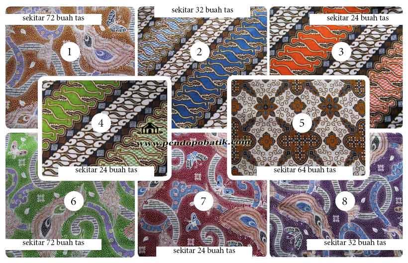 motif batik tas seminar