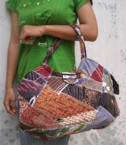 Tas Wanita Batik