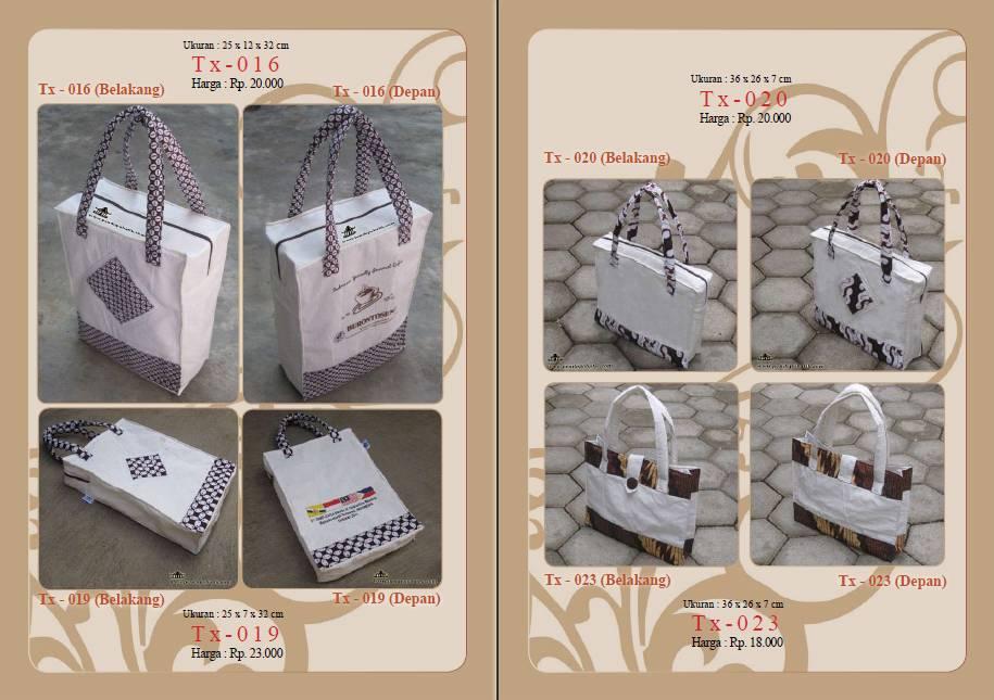 Katalog Tas Seminar Batik 2011