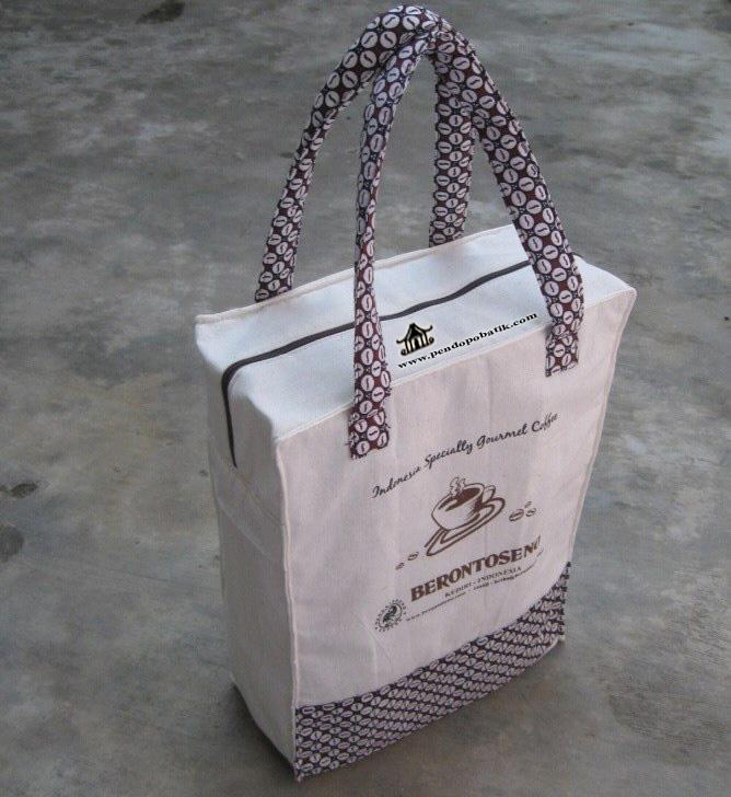 Tas Seminar Batik yang Elegan