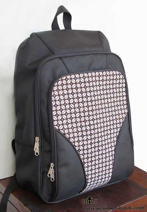 Tas Seminar Kit Ransel Laptop Batik