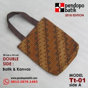 Grosir Tas Seminar Batik Tt-01 (Desain Terbaru : DOUBLE SIDE)